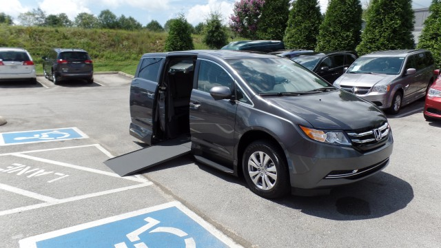 2017 Honda Odyssey  Wheelchair Van For Sale