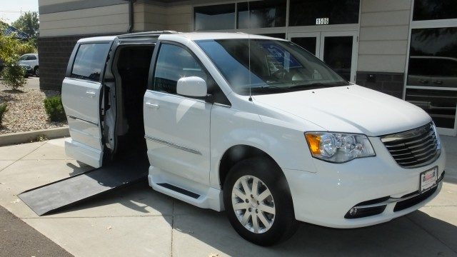 2014 Chrysler Town and Country  Wheelchair Van For Sale