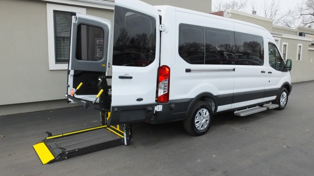 2017 Ford Transit Van  Wheelchair Van For Sale