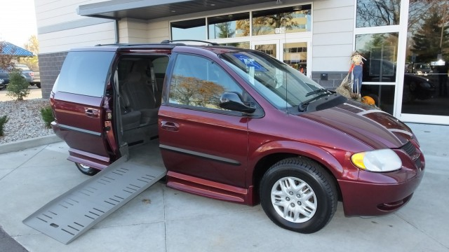2002 Dodge Grand Caravan  Wheelchair Van For Sale