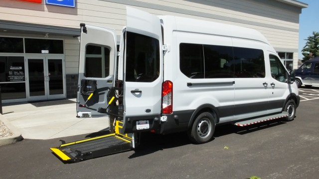 2018 Ford Transit Van  Wheelchair Van For Sale