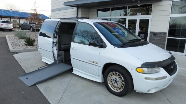 1998 Chrysler Town and Country  Wheelchair Van For Sale