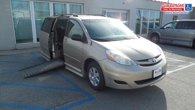 2006 Toyota Sienna  Wheelchair Van For Sale