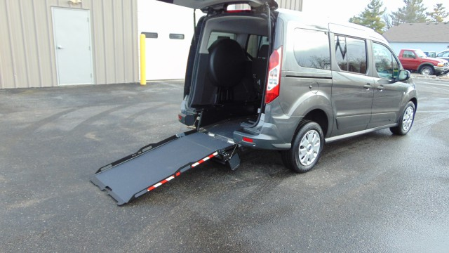 2017 Ford Transit Connect  Wheelchair Van For Sale