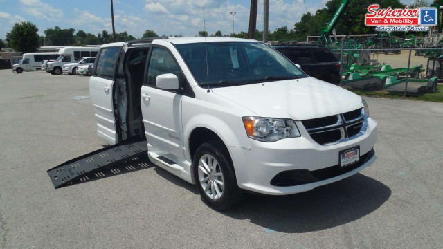 2016 Dodge Caravan  Wheelchair Van For Sale